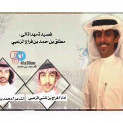 شيلة زعب – كلمات/ مبارك بن وافي الزعبي – اداء/ علي ال شقير