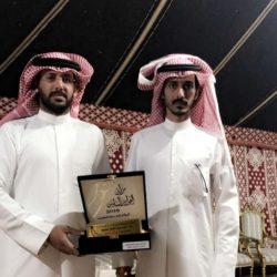 دعوة حفل زواج عبدالعزيز محمد غانم آل ثاقب 1441/7/14 – 2020/3/11