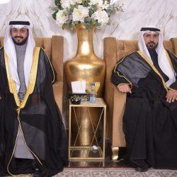 محسن بن فهد ال عوينان يحتفل بزواج نجليه ( فهد & محمد )