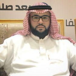 دعوة حفل زواج سعد بن طاحوس الجعيري 1442/5/23 – 2021/1/7