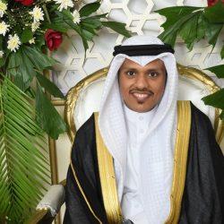 هيفاء تنير منزل خالد بن محمد الرويبخ