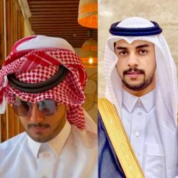 حفل زواج الإعلامي عبدالمجيد الحميان