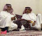الشيخ خالد بن ضيدان بن حثلين في ضيافة الشيخ عبدالله بن فيصل السحوب