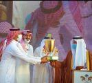 """الفائز بكأس صاحب السمو الملكي / الأمير خالد الفيصل – الجواد """"بيقاسوس"""" لـ صالح بن حسن #الزعبي"""