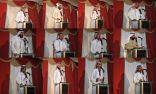 تقرير مصور عن برنامج حفل رجل الاعمال فرحان فالح الزعبي بالرمحية